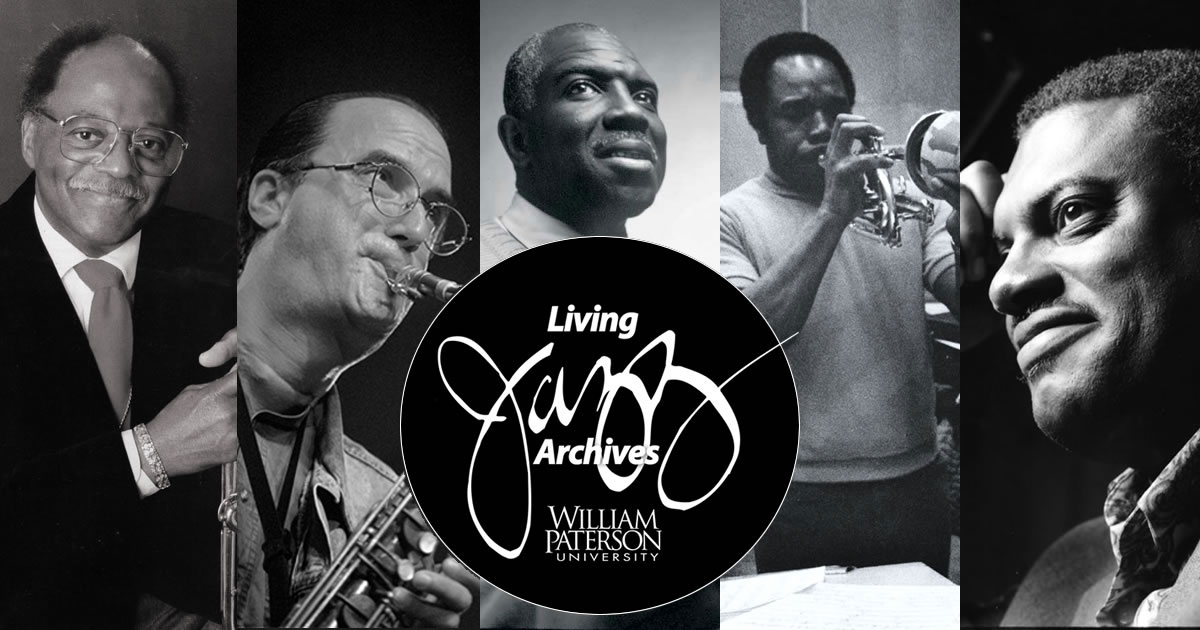 Michael Brecker Archive | The Living Jazz Archives at William